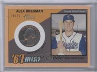 Alex Bregman /25 [NearMint‑Mint+]