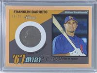 Franklin Barreto /25