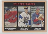 Williams Ramirez, Blake Snell, David Oca /25