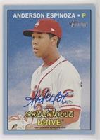 Anderson Espinoza #/50