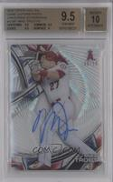 Mike Trout /15 [BGS 9.5 GEM MINT]