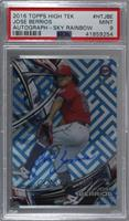 Jose Berrios [PSA 9 MINT] #/20