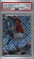 Jose Berrios [PSA 9 MINT] #14/20