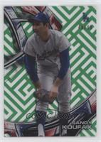 Sandy Koufax [EX to NM] #/99