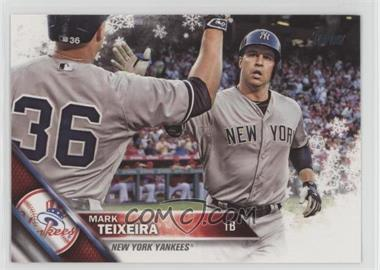 2016 Topps Holiday - [Base] #HMW65 - Mark Teixeira