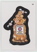 Chicago Cubs Honey