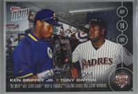 Ken Griffey Jr., Tony Gwynn /1730