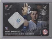 Gary Sanchez #71/99