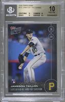 Jameson Taillon /852 [BGS 10]