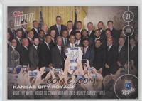 Kansas City Royals Team, Barack Obama /1002