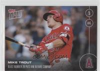 Mike Trout /679