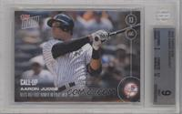 Aaron Judge /2537 [BGS 9]