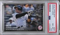 Aaron Judge [PSA 8.5 NM‑MT+] #/2,537