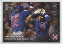 Chicago Cubs /902
