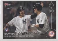 Gary Sanchez #/1,893
