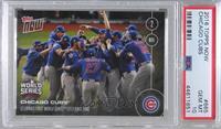 Chicago Cubs [PSA10GEMMT] #/6,009