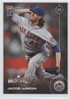 Jacob deGrom #/392