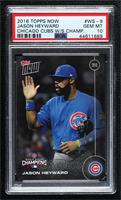 Jason Heyward [PSA 10 GEM MT] #/6,636
