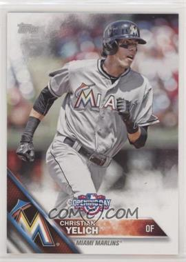 2016 Topps Opening Day - [Base] #OD-141 - Christian Yelich