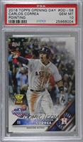 Carlos Correa (Base) [PSA 10 GEM MT]
