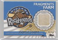 Game-Used Base from Security Bank Ballpark /50
