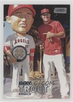 Mike Trout (With Himself)