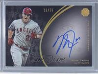 Mike Trout /55