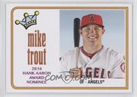 1974 Topps Home Run King Design - Mike Trout /579