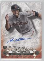 Mac Williamson /299