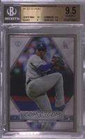 Julio Urias [BGS 9.5 GEM MINT] #18/65