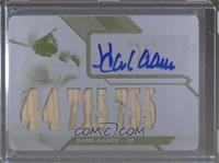 Hank Aaron /1