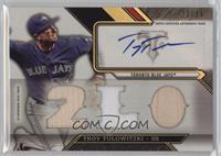 Troy Tulowitzki #/18