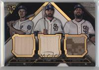 Matt Kemp, Wil Myers, James Shields /27