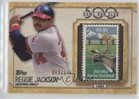 Reggie Jackson #/375