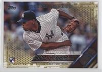 Rookie Debut - Luis Severino /2016