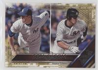 Rookie Combo - Ben Gamel, Johnny Barbato /2016