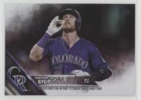 Baseball Highlights - Trevor Story