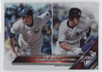 Rookie Combo - Ben Gamel, Johnny Barbato