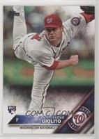 Rookie - Lucas Giolito (Pitching)