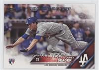 Rookie Debut - Corey Seager