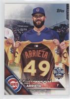 All-Star - Jake Arrieta