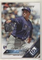 Rookie Debut - Blake Snell