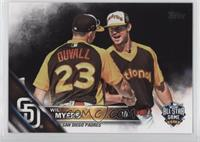 All-Star - Wil Myers (With Teammate)