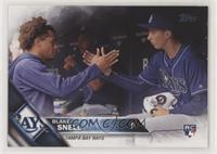 Rookie - Blake Snell (Dugout)