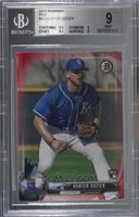 Hunter Dozier [BGS 9 MINT] #/5