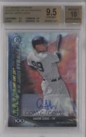 Aaron Judge /50 [BGS 9.5 GEM MINT]