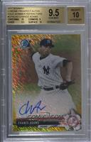 Chance Adams [BGS 9.5 GEM MINT] #/50