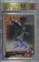 Jason Groome [BGS 9.5 GEM MINT] #/25