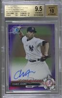 Chance Adams [BGS 9.5 GEM MINT] #/250