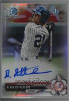 Blake Rutherford [Noted] #/499